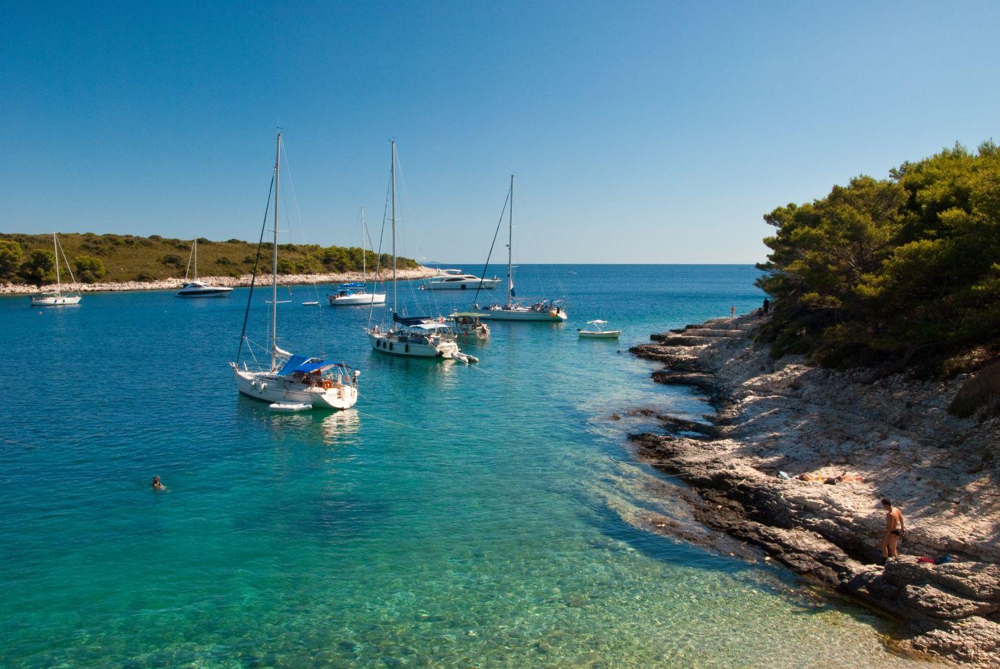 Click and Boat Rentals in Croatia