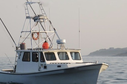 Hire Motorboat J.C Sportfisherman 35 Narragansett