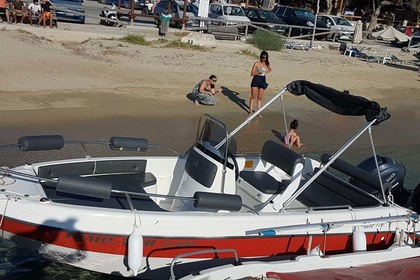 Hire Motorboat Karel Paxos 170 Naxos