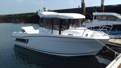 Charter Motorboat Jeanneau Merry Fisher Marlin 695 Lanildut