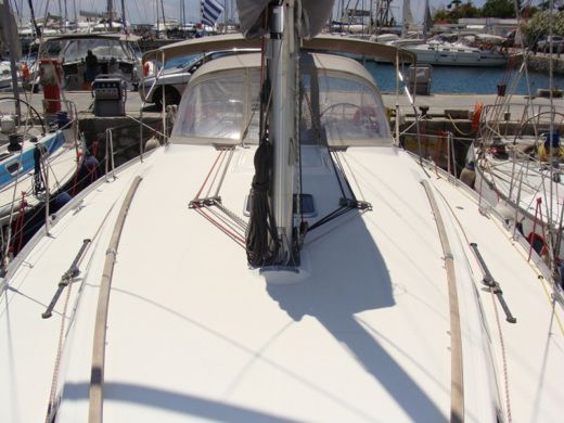 Rental Sailboat Beneteau Cyclades 43.4 Athens