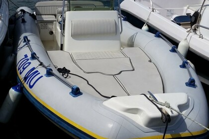 Rental RIB Marlin 18 Murter