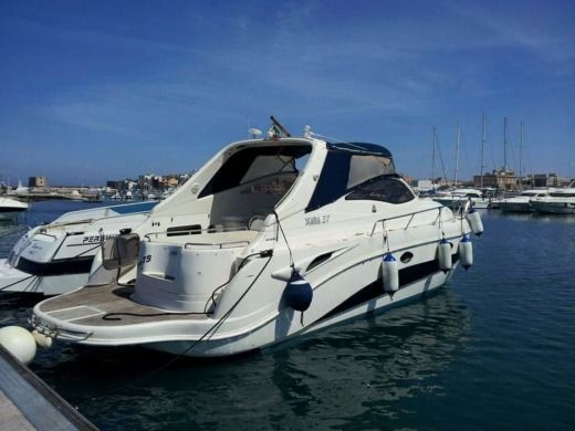 Charter motorboat in Trapani, Trapani peer-to-peer