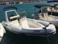 Maestral Rib - Mercury 115 Hp in Trogir for hire
