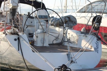 Rental Sailboat Salona Salona 45 Cannes