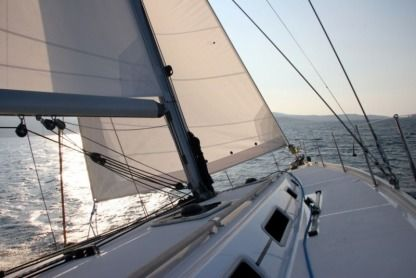 Charter Sailboat Cyclades 50.5 Lipari