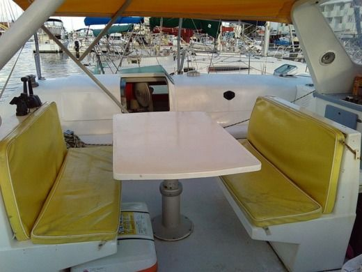 Location Catamaran Edel Strat Edel Cat 35 Open Saint-François