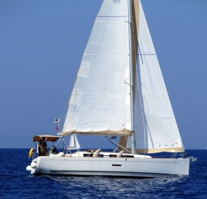 Rental Sailboat Dufour 335 Gl Bastia