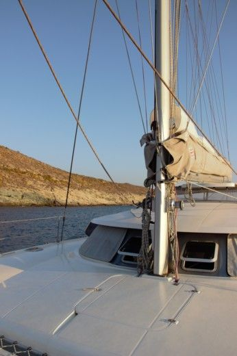 Fountaine Pajot Bahia 46 in Athens