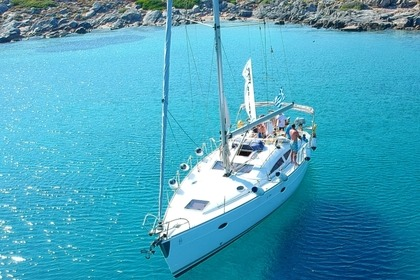 Hire Sailboat Elan 434 impression (skippered) Heraklion