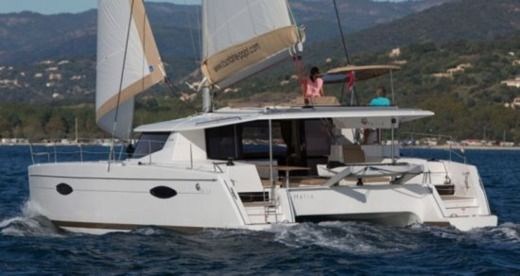 FOUNTAINE PAJOT HELIA 44 Evolution in Milazzo ME zwischen Privatpersonen