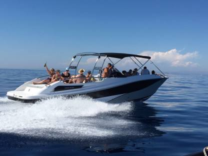 Charter Motorboat Mercan Yachting 34 Split