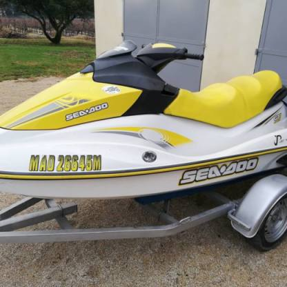 Location Jet-ski Sea Doo Gti La Grande-Motte