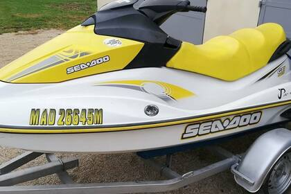 Location Jet-ski Sea Doo Gti Le Grau-du-Roi