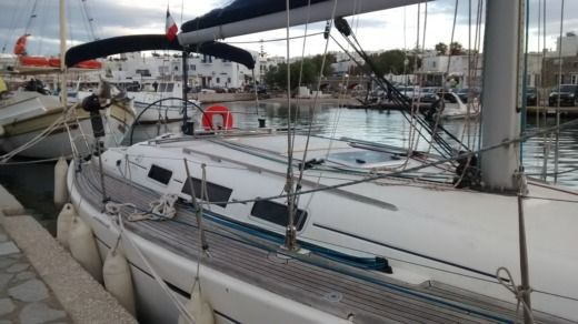 Dufour 40 Performance in Lanzarote