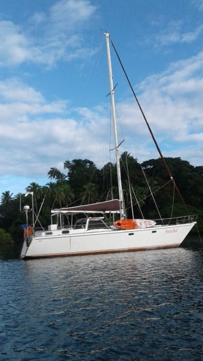 Charter Sailboat Jones J46 Savusavu