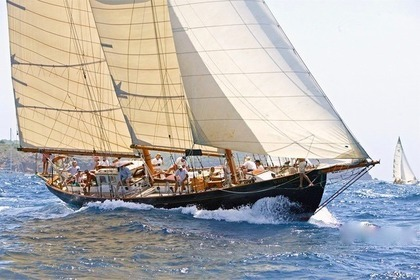 Rental Sailboat 74' Tropsail Schooner Key West