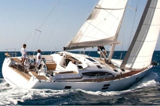Sailboat Elan 494 Impression for hire