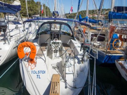 Rental Sailboat  Harmony 34 Zaton