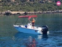 Motorboat Mare 5.5M 80Hp