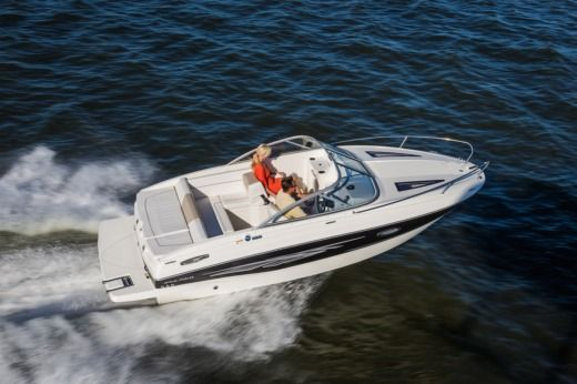 Bayliner 642 Cuddy in Mandelieu-la-Napoule for hire