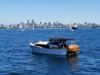 Miete Motorboot Chris Craft Express 32 Vancouver