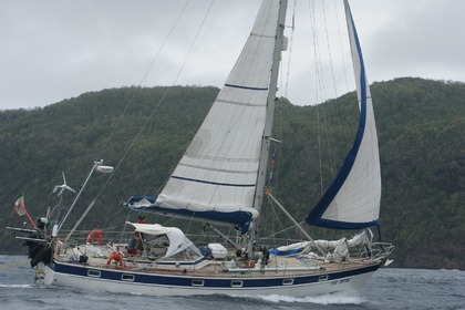 Rental Sailboat HALLBERG RASSY HR 49  (15m) Skorpios