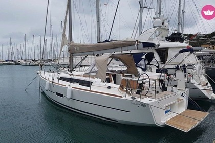 Charter Sailboat Dufour Dufour 360 Grand Large Ibiza