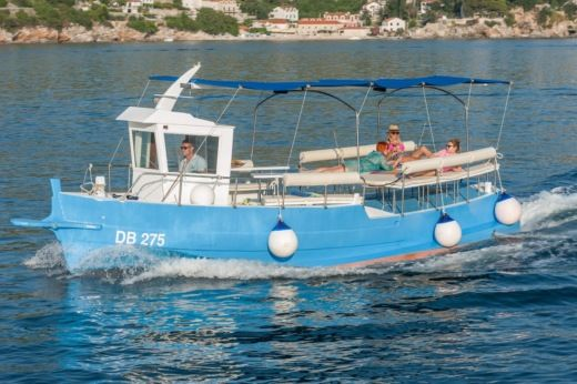 Charter Motorboat Fish Picnic ~ ° 3 Island Cruise ° ~ Dubrovnik
