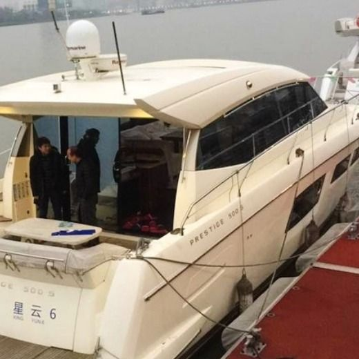 Jeanneau Jeanneau 50 in Shanghai for hire