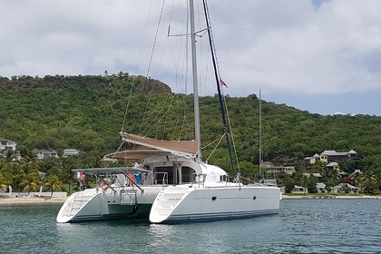 Location Catamaran LAGOON 410 S2 Saint-François