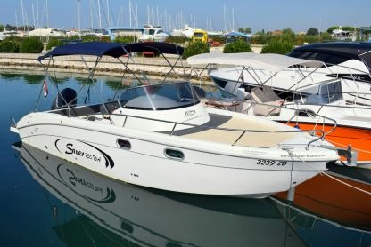 Rental Motorboat Saver 750 Wa Bibinje
