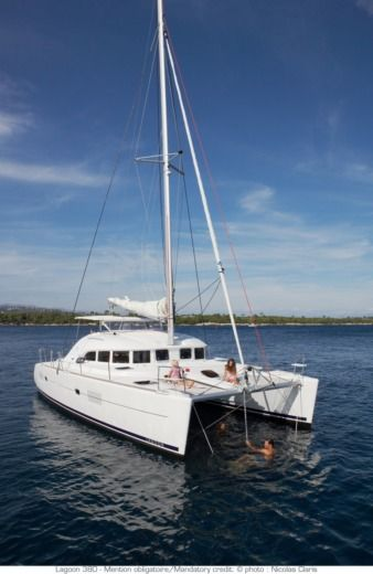 Catamaran Lagoon Lagoon 380 for rental