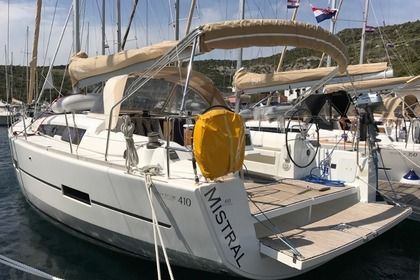 Charter Sailboat DUFOUR 410 Grand Large Primošten