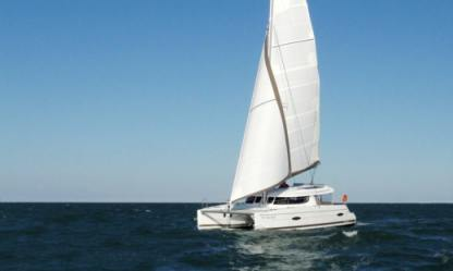Location Catamaran Fountaine Pajot Lipari 41 Evolution Corse