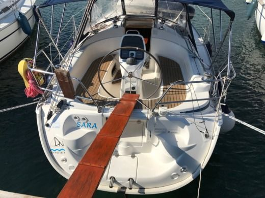 Sailboat Bavaria 30 for rental