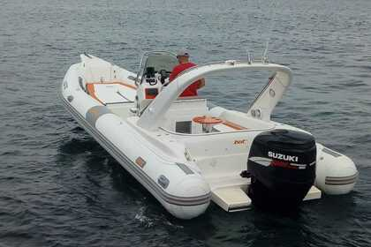Hire Motorboat Bat Arctic 745 Saint Julian's