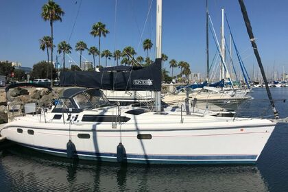 Hire Sailboat Hunter 376 Annapolis