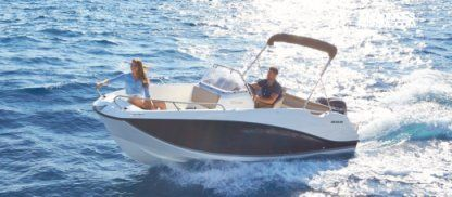 Charter Motorboat Quicksilver Activ 555 Open Marseille