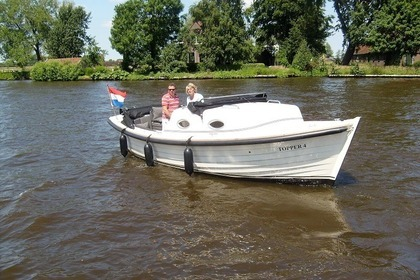Hire Motorboat Rivercruise Hardtop Sneek
