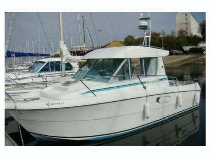 Charter Motorboat Jeanneau Merry Fisher 750 Marennes