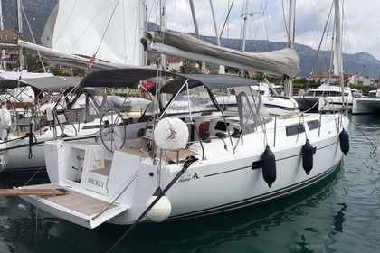 Hire Sailboat HANSE 415 Rogoznica
