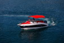 Motorboat Marinello 650 Cabin for rental