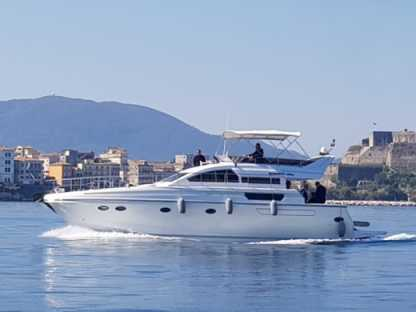 Rental Motor yacht Posillipo Technema 47 Spetses