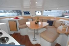 Lavezzi 40 in Rodney Bay for hire
