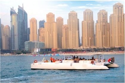 Location Catamaran Bristol 64 Dubaï