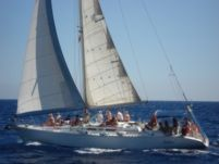 Sailboat Altantic 49