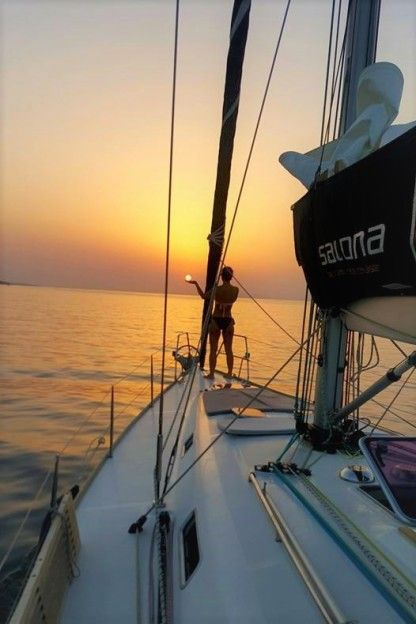 Charter Sailboat Highfield Salona 45 Split