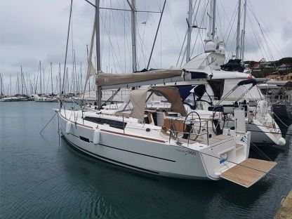 Rental Sailboat Dufour 360 Cagliari