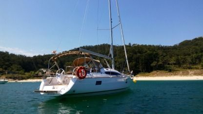 Charter Sailboat Elan 40 Impression Vigo